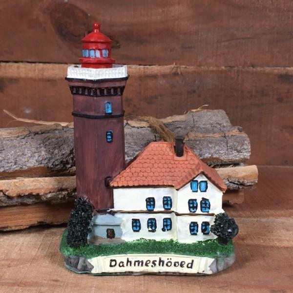 Deko Modell Leuchtturm Dahmeshöved 11 cm