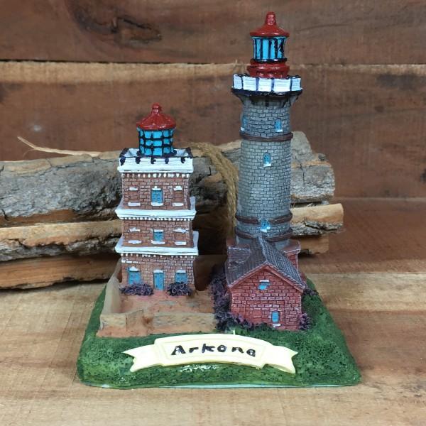 Deko Modell Leuchtturm Kap Arkona 11 cm